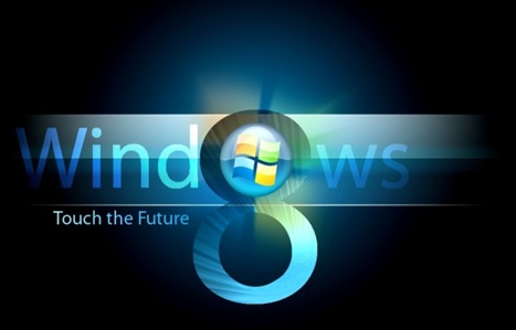 Windows 8 получит кардинально переработанный интерфейс