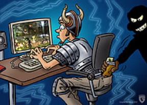 Кибер-гангстеры объявили охоту на онлайн-игроков