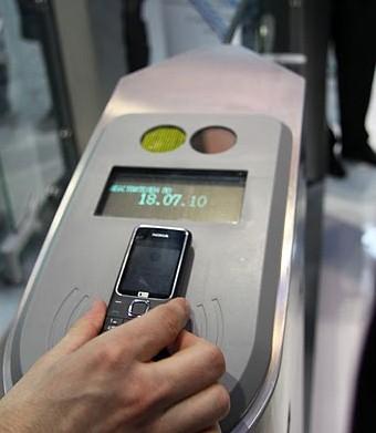 За проезд в метро заплатит мобильник - уже с января