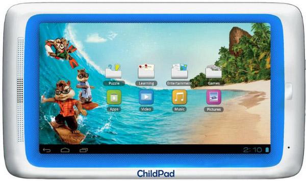 Детский планшет Archos Child Pad