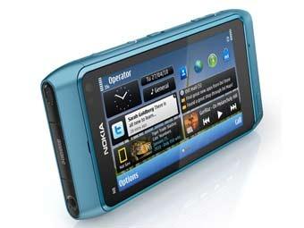 Nokia представила первый смартфон на базе Symbian^3