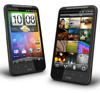 HTC представила два смартфона из серии Desire
