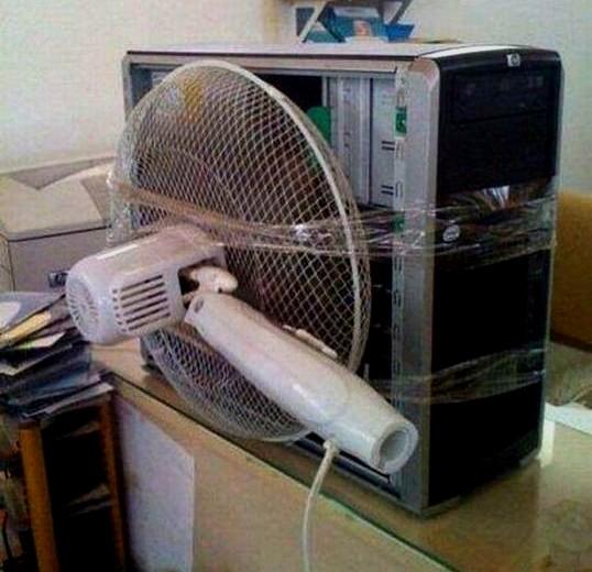 Выбираем лучшее: системы охлаждения